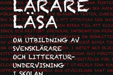 Bristfällig litteraturutbildning för lärare