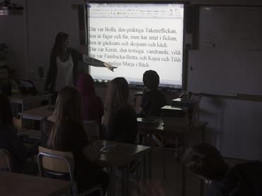 Tema: Att undervisa i läsning
