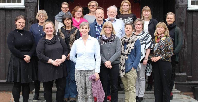 Nordspråksmöte i Lysebu