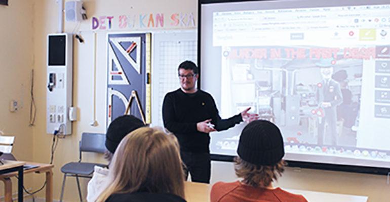 Litteraturläsning och digitala verktyg