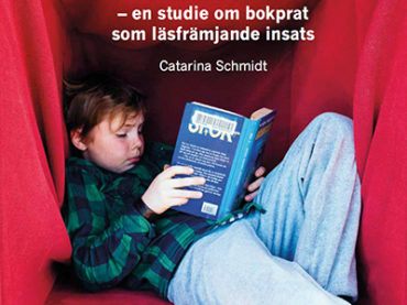 Bokprat som läsfrämjande insats