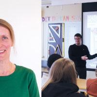 De får svensklärarpriset 2017