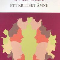 Årsskrift om svenska som ett kritiskt ämne