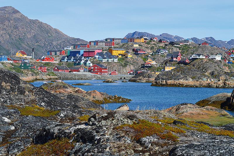 Kurs i nordiska språk på Grönland | Svensklärarföreningen
