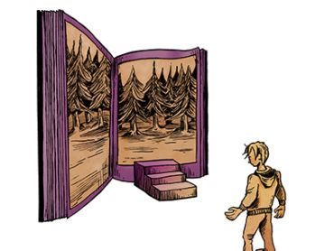 Platsens betydelse för pojkars och unga mäns läsning