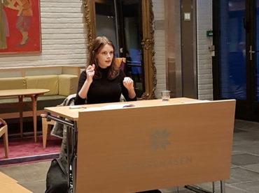 Svensklärarföreningen träffar sina nordiska systerföreningar