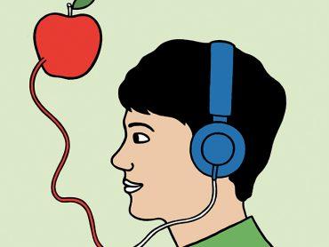 En ljudboksmarknad för barn och unga