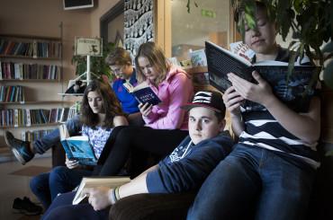 Ett systematiskt mord på läslusten