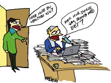 Tema om arbetsvillkor
