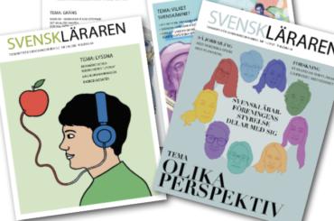Svenskläraren får ny form och innehåll