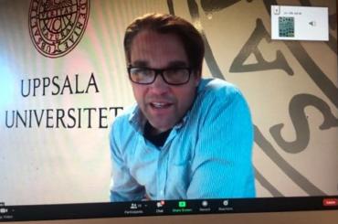 Olle Nordberg vill se mer skönlitteratur i läroplanen